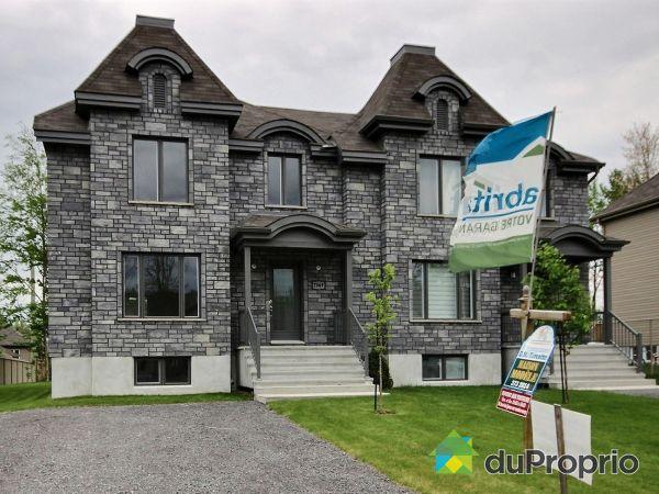2489, boulevard Hamelin, Modèle Chabanel - Boisé du Château - Par Construction D.M. Turcotte, Trois-Rivières (Trois-Rivières) à vendre