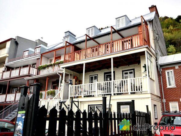 451 rue Champlain, Vieux-Port for sale