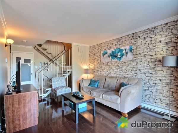 Living Room - 101-8 rue Georges-Ramsay, Lévis for sale