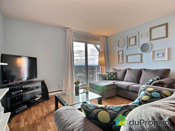 Living Room - 203-28 impasse du Cap, Loretteville for sale