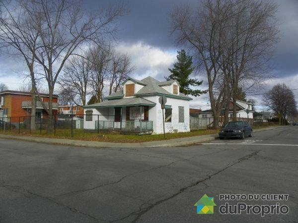 Lot - 12605 27e Avenue, Rivière des Prairies for sale