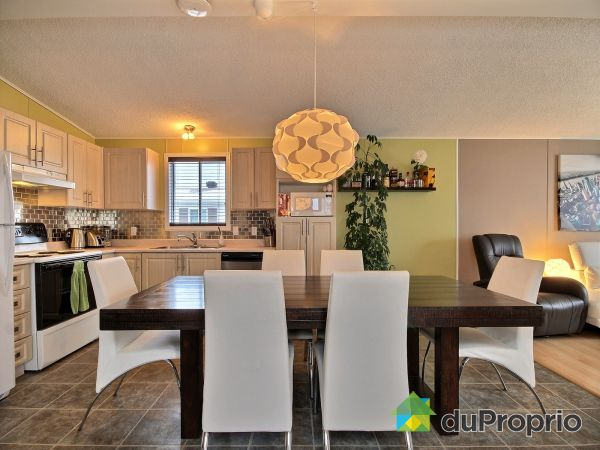Dining Room - 585 rue de l'Accalmie, Lac-St-Charles for sale