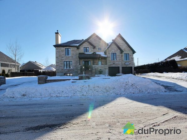 Winter Front - 41 rue Michel-Viger, Richelieu for sale