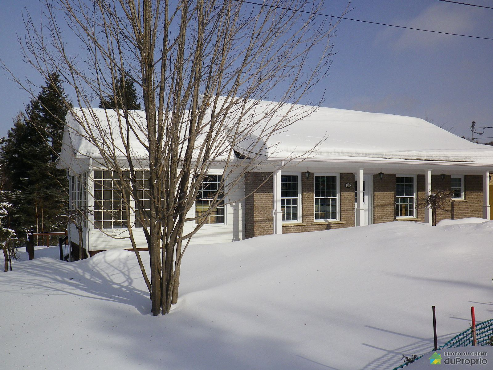 Winter Front - 211 Route 170, L'Anse-St-Jean for sale