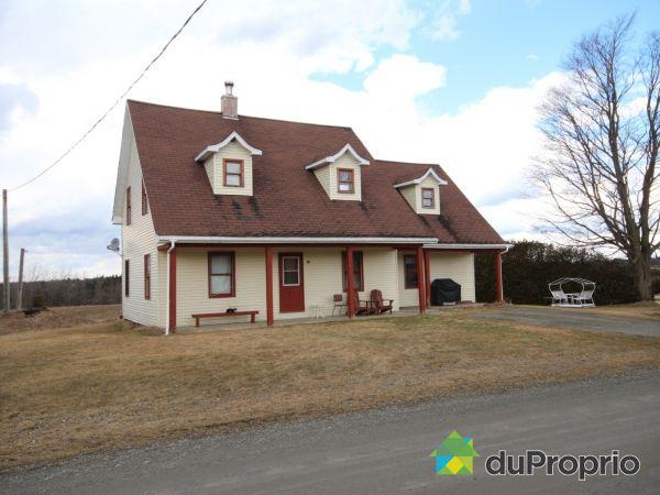 137 chemin Johnston, Martinville for sale