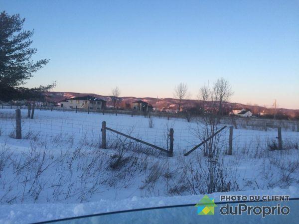 Vue panoramique - 10, chemin des Laurentides, Pontiac à vendre