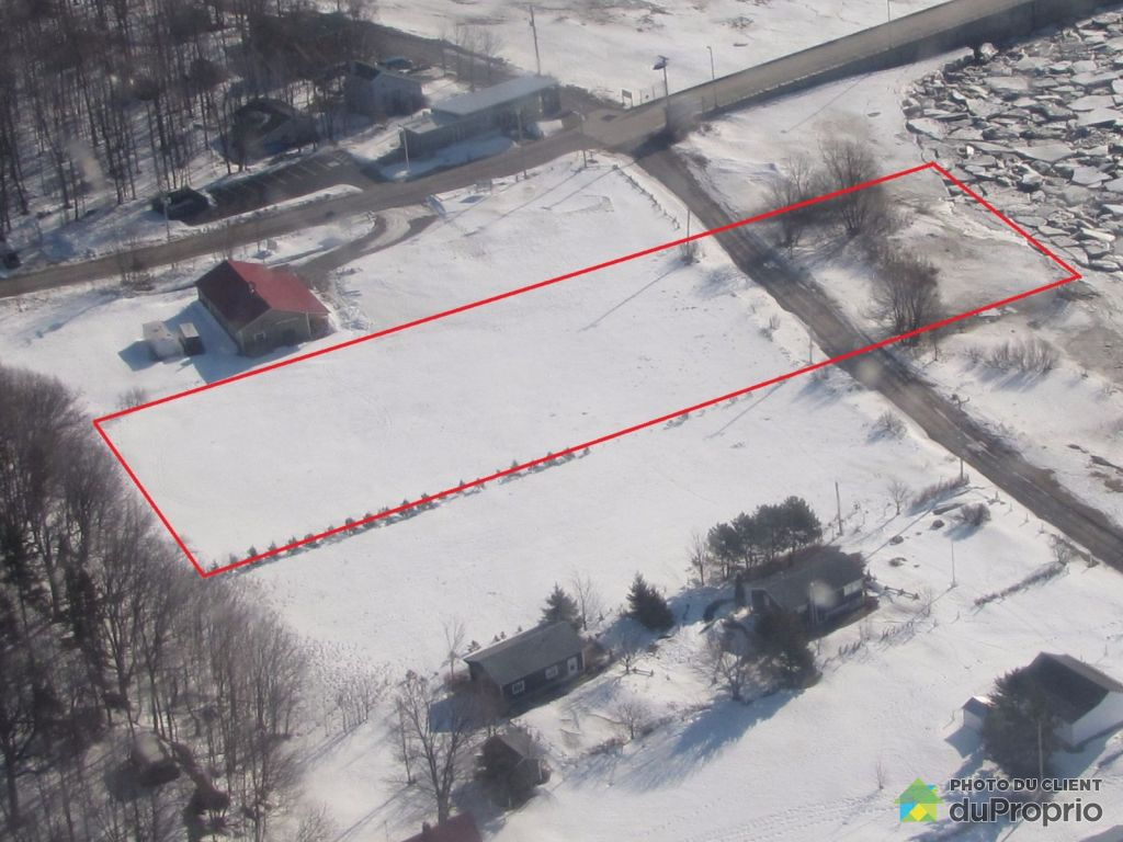 Commercial Lot for sale, commission-free, in Isle-Aux-Grues  Take a look!