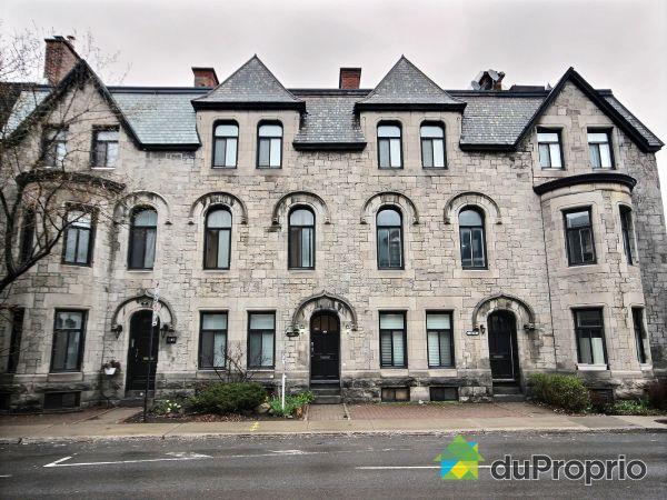 Extérieur - 1241, rue du Fort, Ville-Marie (Centre-Ville et Vieux Mtl) à vendre