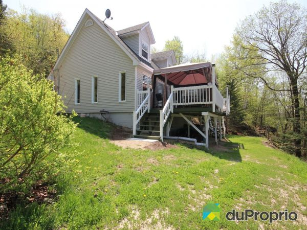 Side View - 5766 chemin de la Grande-Baie, Duhamel for sale