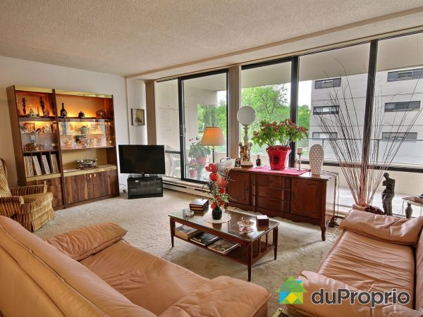 Living Room - 305-1510 avenue du Maire Beaulieu, Sillery for sale