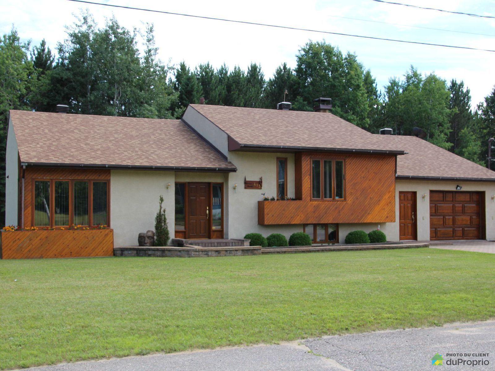 413, rue Grammond, Rivière-Rouge (Ste-Véronique) à vendre