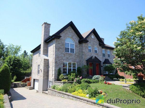 Side View - 2704 rue Mérici, Sherbrooke (Jacques-Cartier) for sale