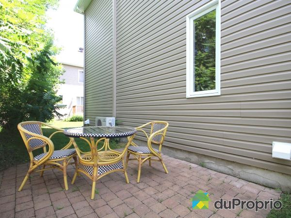 Patio - 6490 boulevard Saint-Jacques, Lebourgneuf for sale