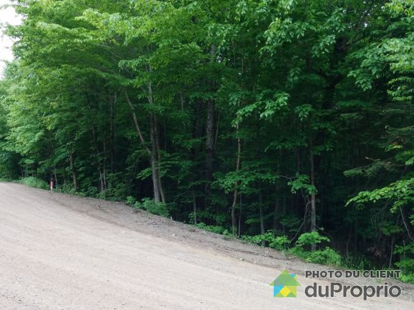 Woods - X chemin Valmont, Val-Des-Lacs for sale