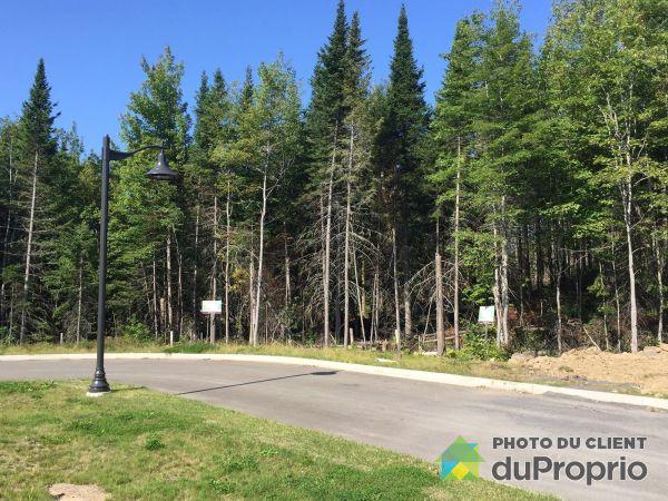 Terrain - Quartier Exalt - Par Maisons Laprise, Lac-Beauport à vendre