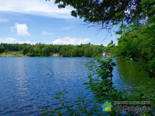 Vue sur le lac - 0, chemin des Érables, Harrington à vendre