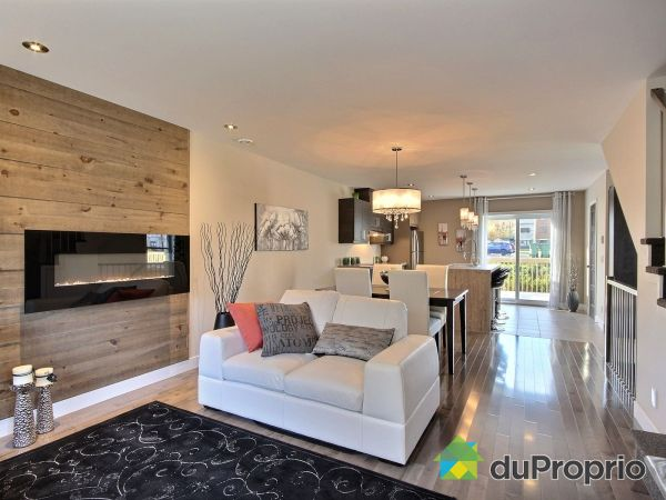 Open Concept - rue Bérubé, Sherbrooke (Rock Forest) for sale