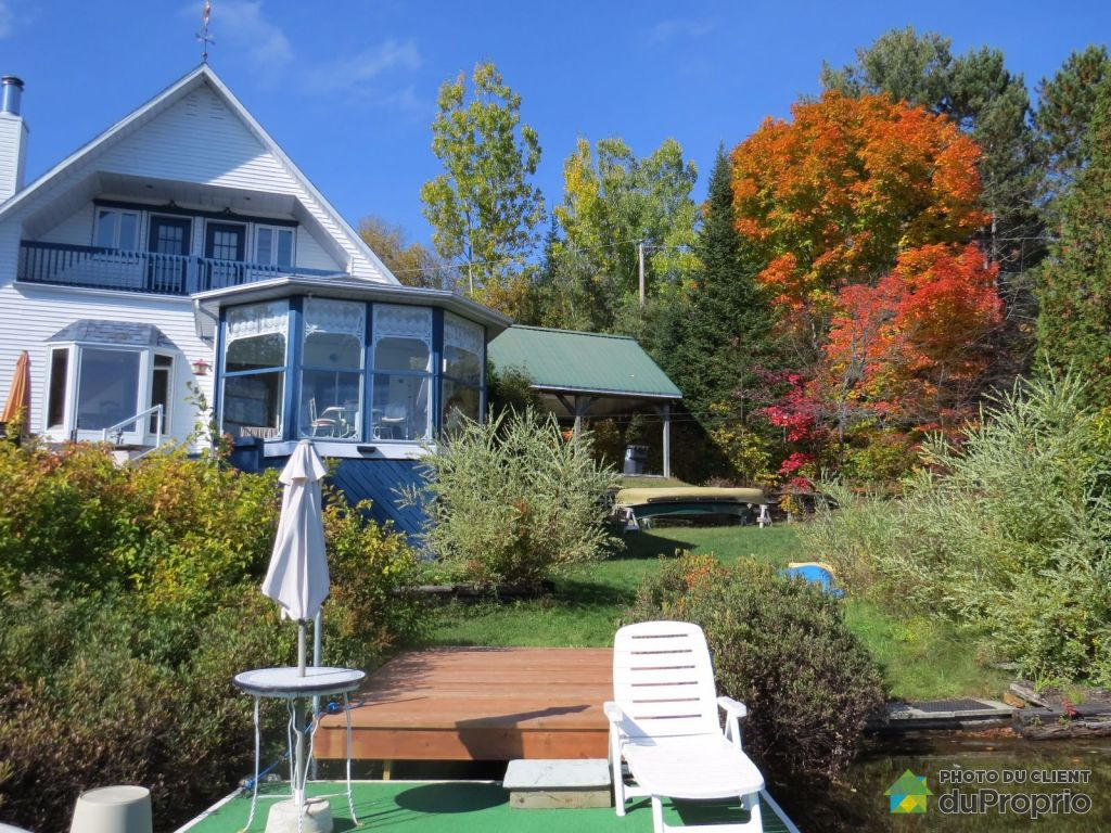951 chemin du Lac-Goulet, St-Mathieu-Du-Parc for sale
