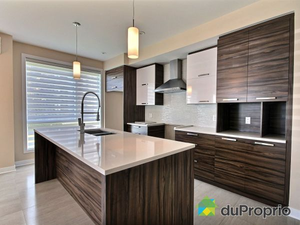 Apartment Kitchen - 101-11845 rue d'Amboise, Mirabel (Domaine-Vert Nord) for sale