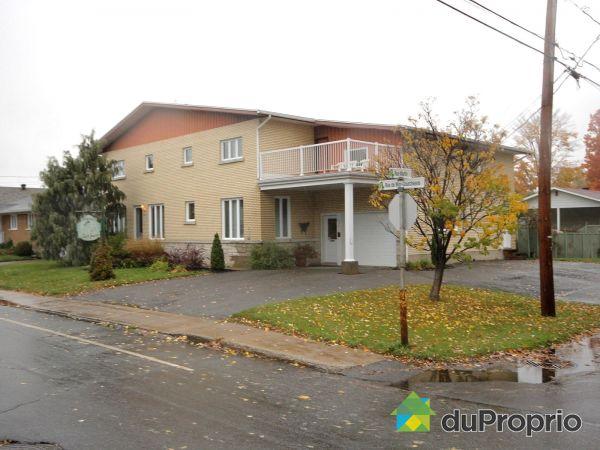 Côté sud - 311, rue de Monseigneur-Courchesne, Nicolet à vendre