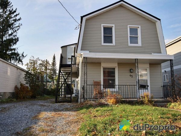 45-45A, rue Labelle, Gatineau (Hull) for sale