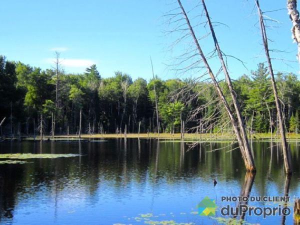 Lake -  rue Domaine des Cascades, St-Calixte for sale