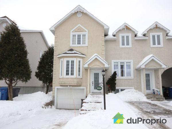 406 avenue du Parc, St-Jérôme (St-Antoine) for sale