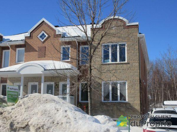 Winter Front - 472 rue Gabrielle-Roy, St-Nicolas for sale