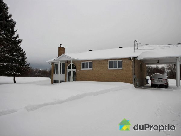 Outside - 300 rang Point-du-Jour Nord, L'Assomption for sale