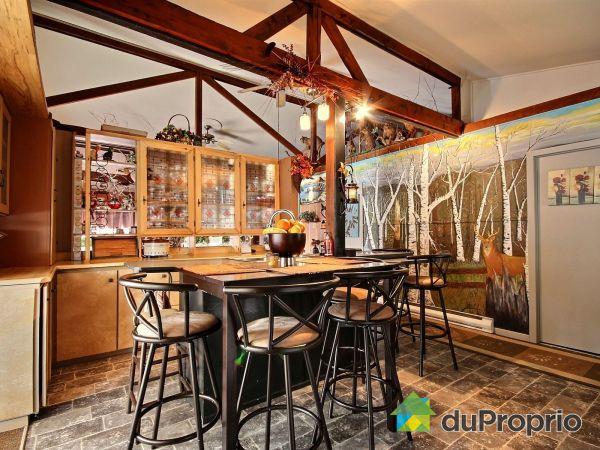 Salle à manger / Cuisine - 2363, route 117, St-Faustin-Lac-Carré à vendre