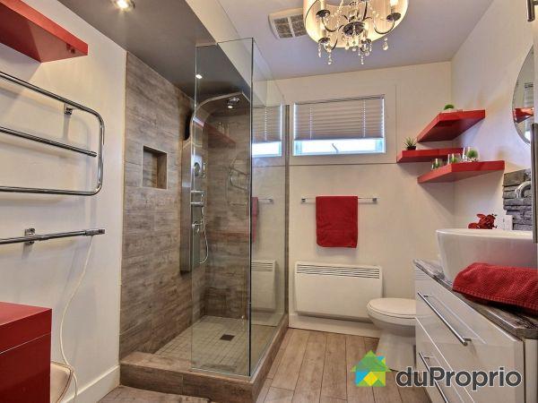 Salle de bain sous-sol - 5353, avenue du Maréchal-Joffre, Charny à vendre