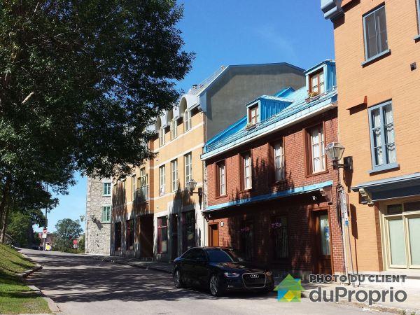 Rue - 1116, rue de Saint-Vallier Est, Vieux-Québec à vendre
