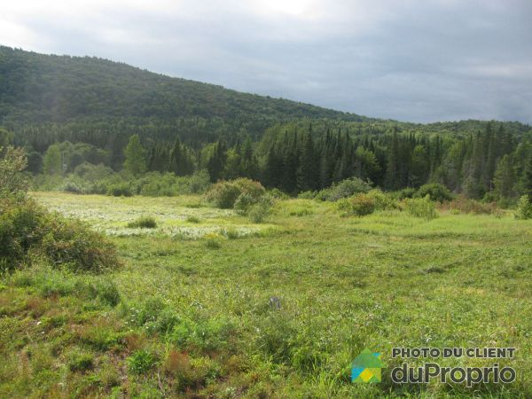 Lot - Chemin Redmond - Domaine de la Rive, St-Gabriel-De-Valcartier for sale