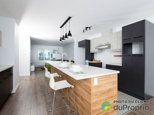 Kitchen - 331 avenue du Sous-Bois - Condo le Littoral PHASE 3 - Par Habitation Canadienne, Beauport for sale