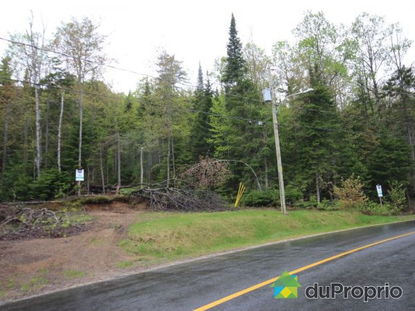Lot - Chemin du Mont-St-Sacrement, St-Gabriel-De-Valcartier for sale