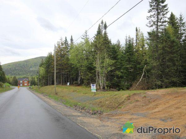 Terrain - rue des Plateaux - Domaine des Plateaux, St-Gabriel-De-Valcartier à vendre