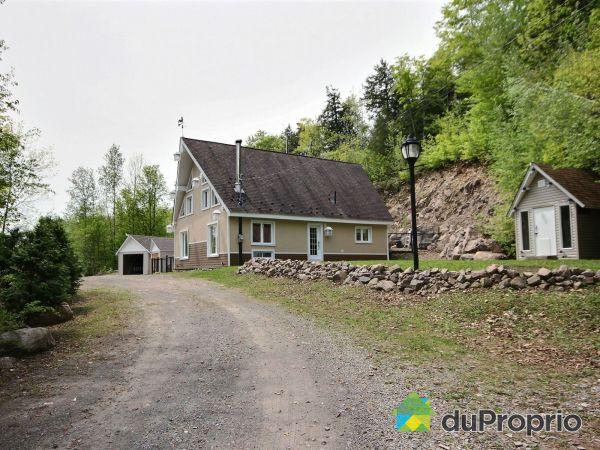 Side View - 1389 chemin Val des Lacs, Ste-Sophie for sale