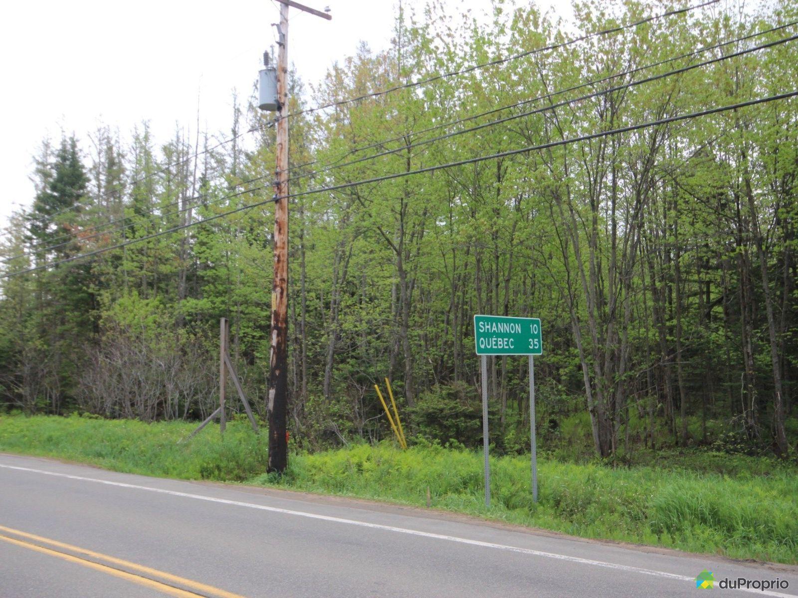 Lot - Route de la Jacques-Cartier, Ste-Catherine-de-la-JC for sale