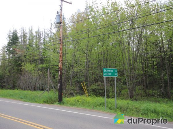 Lot - Route de la Jacques-Cartier, Ste-Catherine-de-la-JC for sale
