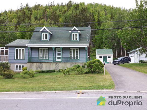 242 montée Morris, Gaspé for sale