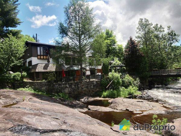 Back - 1470 chemin de la Rivière, Val-David for sale