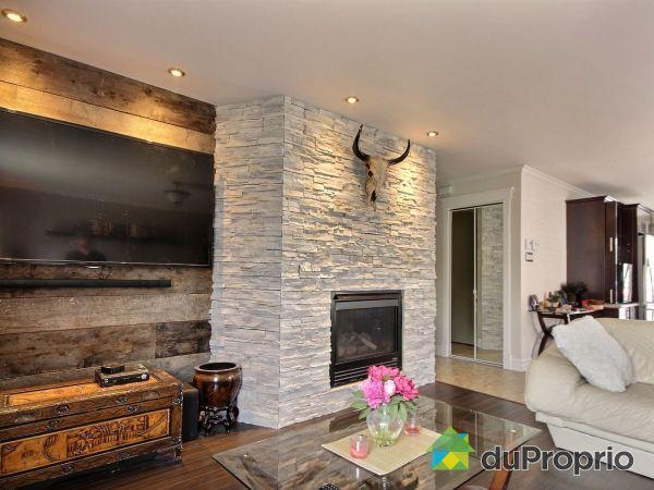 Living Room - 6889 rue de Vénus, St-Émile for sale