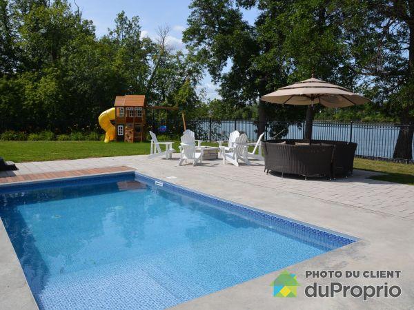 Pool - 309 chemin des Patriotes, St-Charles-sur-Richelieu for sale