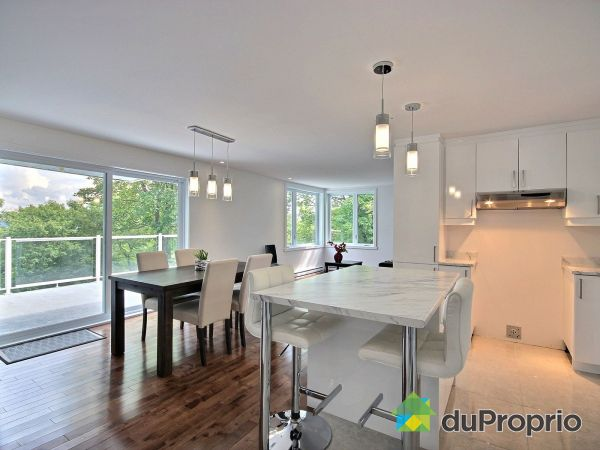 Kitchen - 367 route 138, Neuville for sale