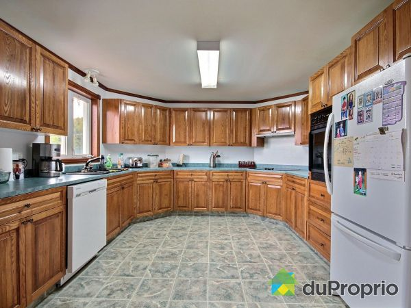Kitchen - 79 route 295, Lots-Renversés for sale