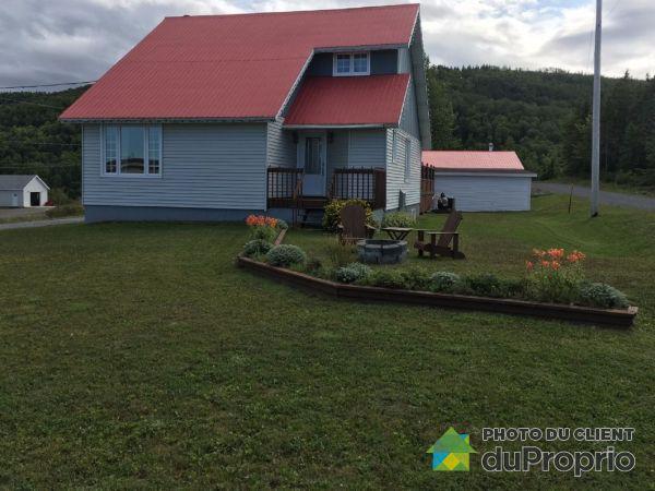 Overall View - 537 boulevard de Petit-Cap, Gaspé for sale