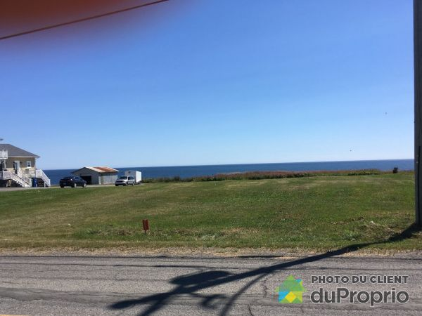Lot -  rue du Village, Ste-Therese-De-Gaspe for sale