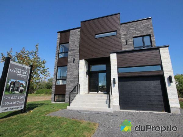 rue Yvonne-Lacroix - À construire - Par Habitations Louis-Seize, Boisbriand for sale