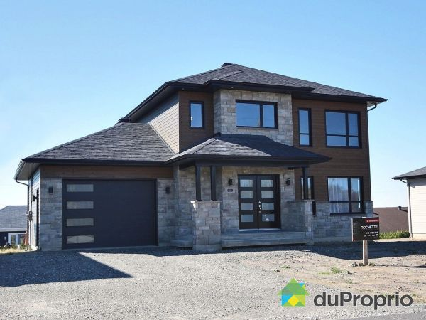 880 rue Léopold-Brochu - Par Rochette Construction, Ste-Marie for sale