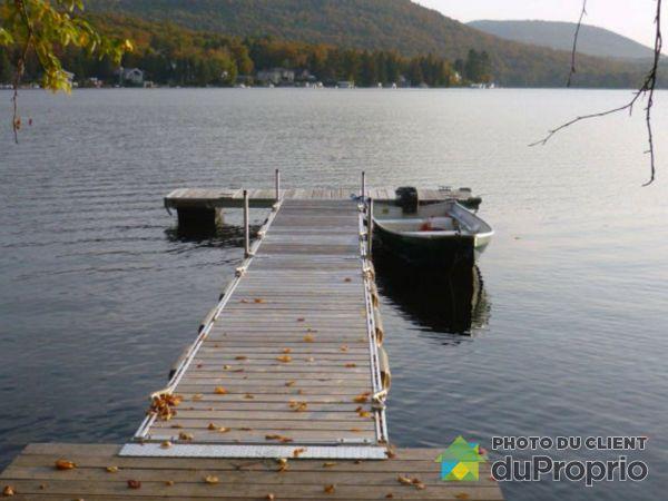 Quai - chemin du Lac-Sept-Îles, St-Raymond à vendre